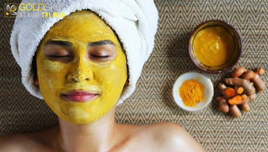 Chăm sóc da sau khi xông hơi trị mụn ẩn