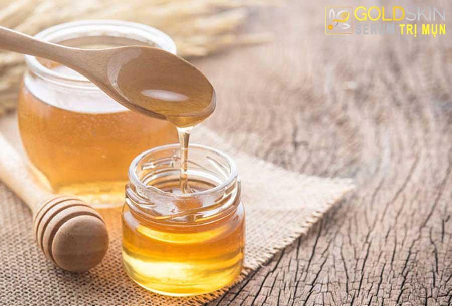 Mật ong có tác dụng gì trong trị mụn