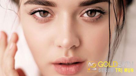 Mụn ẩn là loại mụn phát triển dưới da, khiến làn da trở nên sần sùi, kém thẩm mỹ.