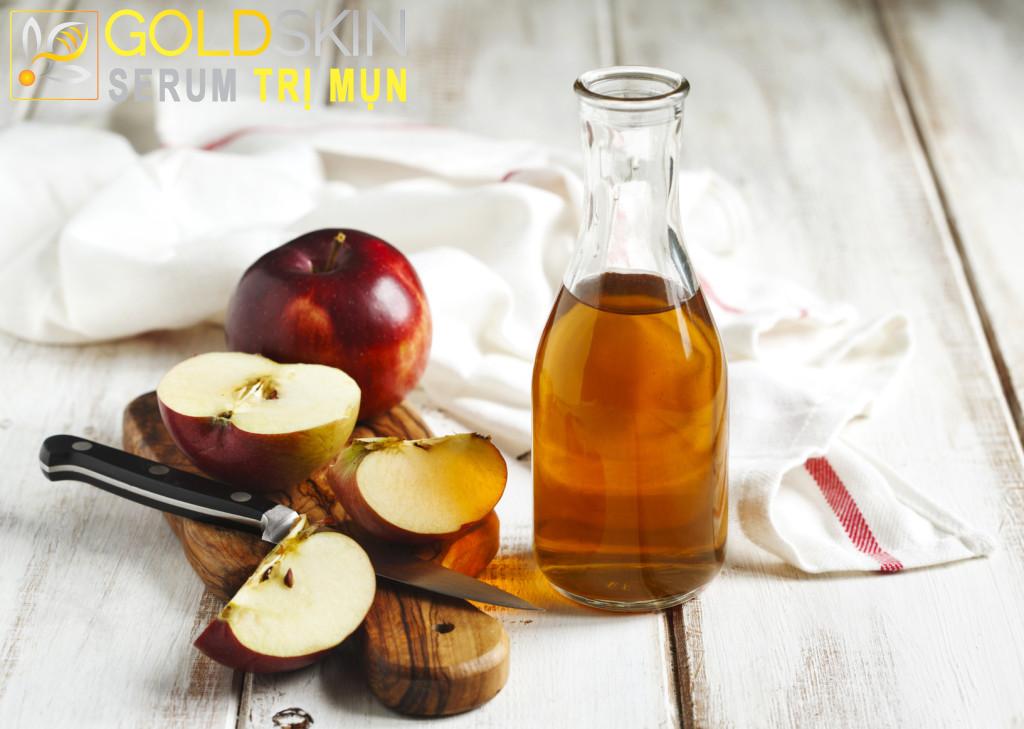 Mật ong và giấm táo có khả năng oxi hóa vô cùng cao