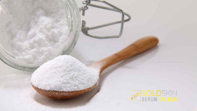 Ví như bạn chưa biết đến cách trị mụn đầu đen tại nhà bằng bí quyết nào, bạn có thể dùng tới baking soda