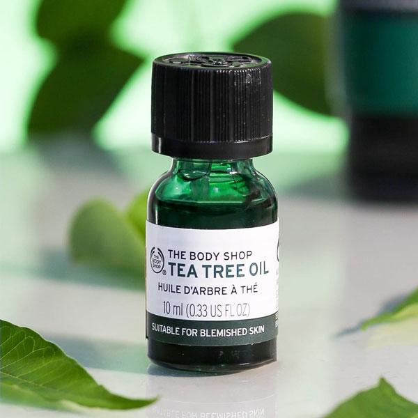 Serum Tea Tree Oil của The Body Shop