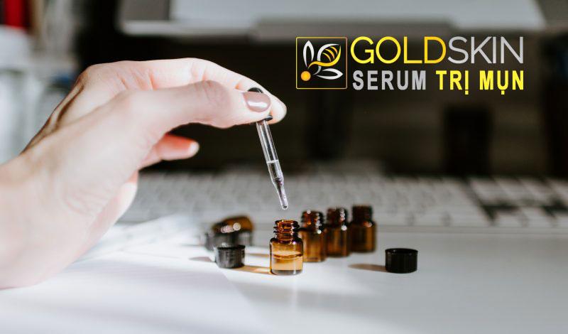 Serum là một loại dưỡng chất cô đặc giúp cải thiện làn da sâu từ bên trong