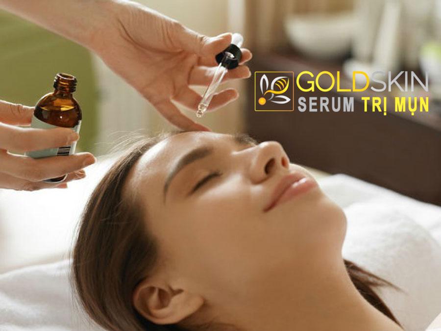 Trong tất cả các phương pháp trị mụn, serum được xem là hiệu quả và lành tính nhất