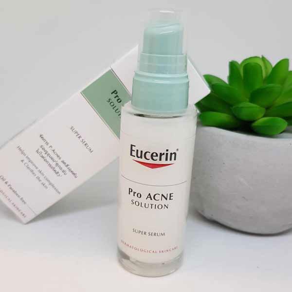 Serum trị mụn thâm Pro Acne Solution Super của Eucerin