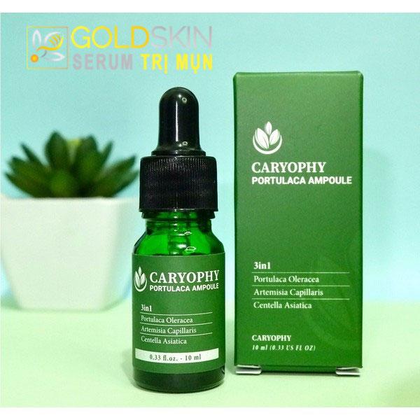 Caryophy Portulaca Ampoule serum
