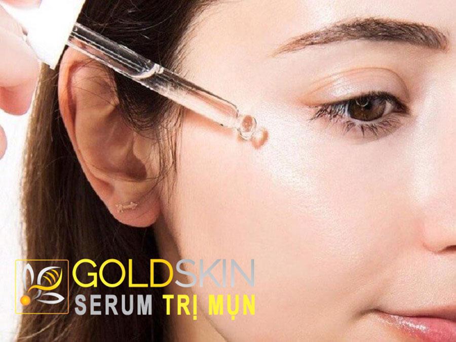 Trong tất cả các dòng sản phẩm trị mụn thì serum trị mụn luôn rất được các nàng ưu ái