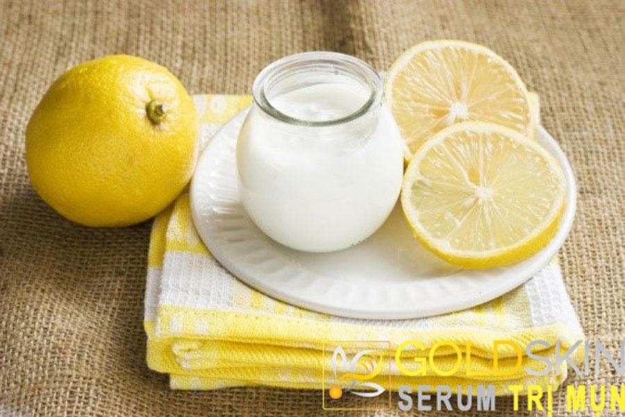 Cách trị mụn hiệu quả nhất ở tuổi dậy thì tại nhà với chanh và sữa