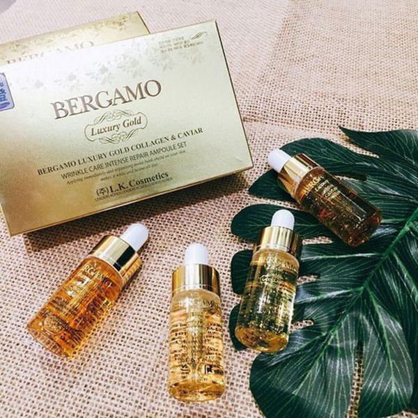 Serum Bergamo Luxury Gold & Collagen