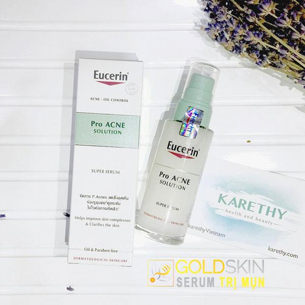 Serum trị mụn Pro ACNE Solution Super của thương hiệu Eucerin