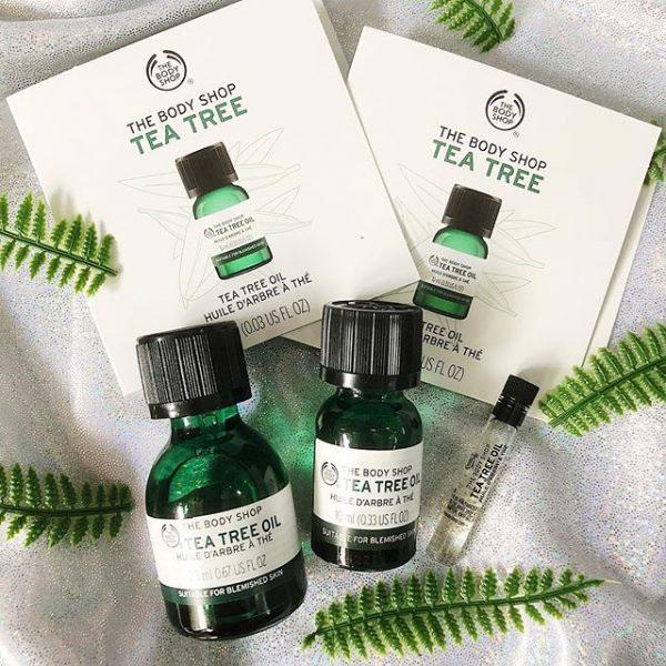 Tea Tree Sos Farmasi Serum